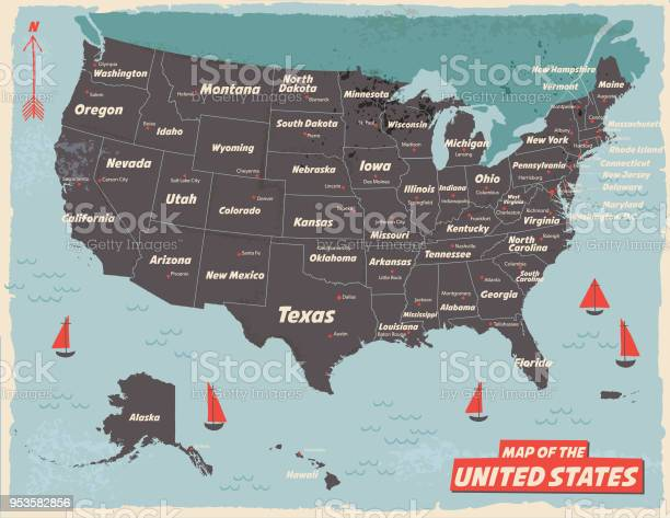 Us Canada Map Free Vector Art - (12,551 Free Downloads)