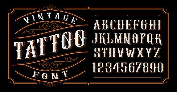 tattoos vector stock illustrations