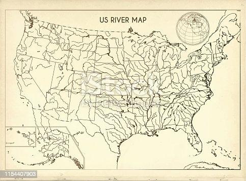 Public Domain Map Source: http://legacy.lib.utexas.edu/maps/united_states/us-rivers_and_lakes-2003.pdf