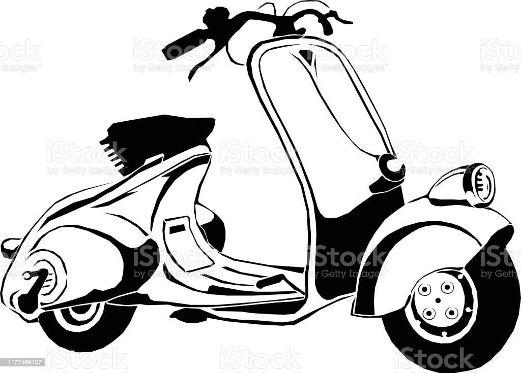 vintage vector scooter vector art monogram isolated black graphic hand drawing vector illustration logo clip art stock illustration download image now istock vintage vector scooter vector art monogram isolated black graphic hand drawing vector illustration logo clip art stock illustration download image now istock