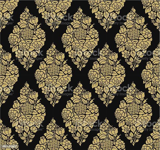 Vintage vector seamless background with golden luxury roses vector id462144957?b=1&k=6&m=462144957&s=612x612&h=kpyvpfjng9cqyl6 y6qqnoq9enueitztfcs6vmfvzl8=