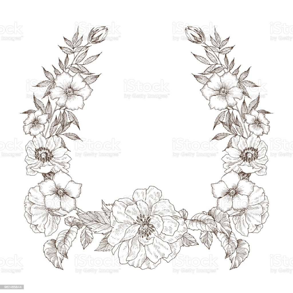 Victorian frame border Victorian Style Vintage Victorian Frame Border Monogram Floral Ornament Engraved Retro Flower Decorative Design Beautiful Botanical Decorative Element For Wedding Istock Vintage Victorian Frame Border Monogram Floral Ornament Engraved