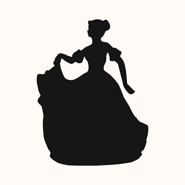 Victorian Woman Illustrations, Royalty-Free Vector ...