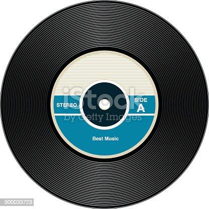 Vintage Vinyl Records (EPS10)