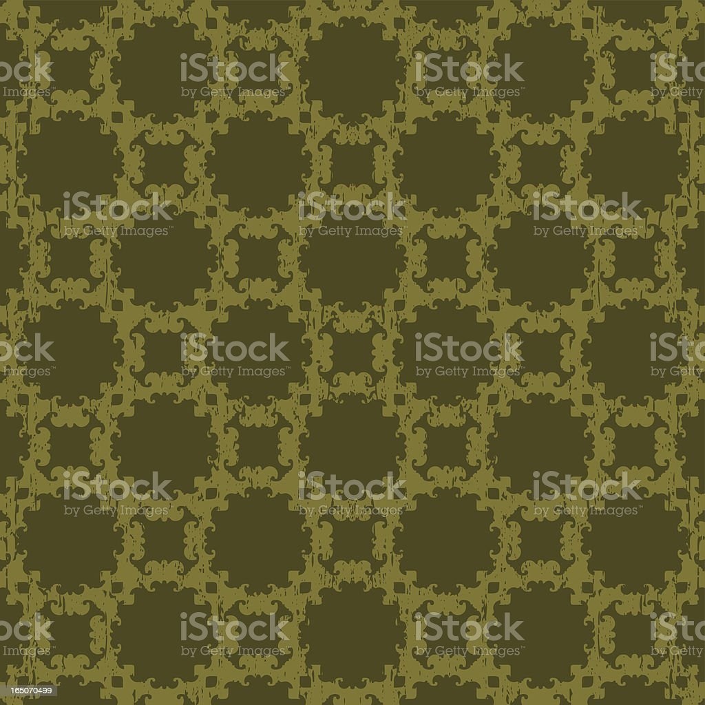 Vintage Wallpaper Textured royalty-free stock vector art