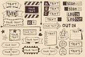 Vintage web elements-2