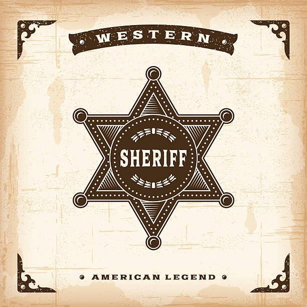 Sheriff Star Clip Art