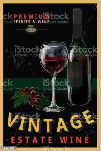 Vintage wine poster design vector id483913637?b=1&k=6&m=483913637&s=612x612&h=9dpk5kjsjvhtvm4 salzjrosswbdeia26sh davkums=