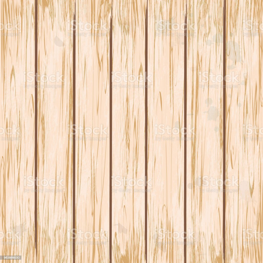 Vintage wooden background - Royalty-free Abstract stock vector