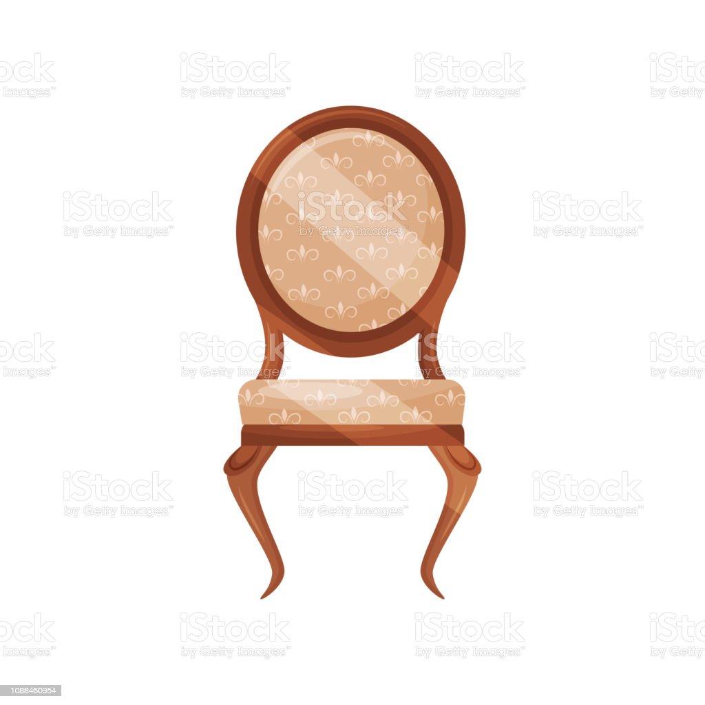 Meubles Souple En Beige Garniture Avec Chaise Bois Vintage WH2IEYbeD9