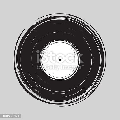 Vinyl draw design in vector format