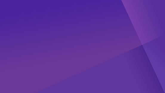 Violet abstract geometric template