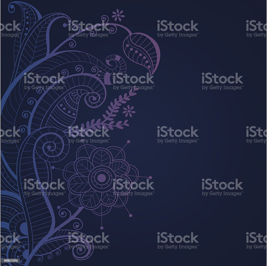 violet flowers royalty-free violet flowers stock vector art & more images of abstract