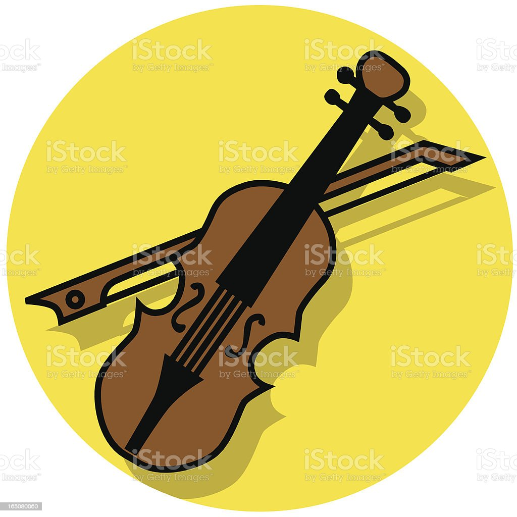violin icon royalty-free violin icon stock vector art & more images of arts culture and entertainment