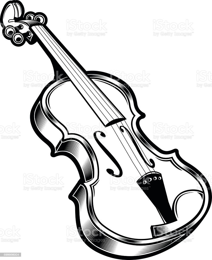 violin musical instrument clip art vector stock vector art more rh istockphoto com  musical instrument pictures clip art free
