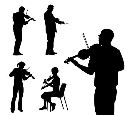 Violinist Variety