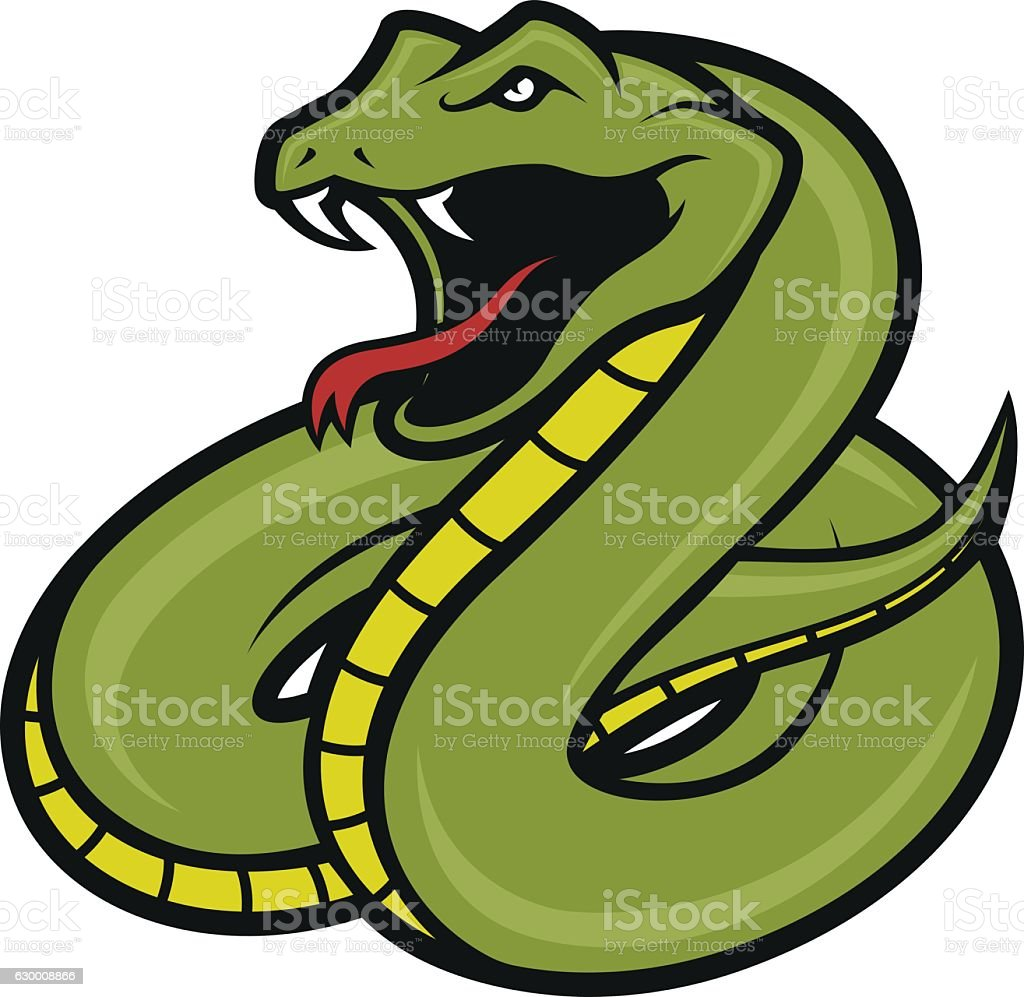 royalty free rattlesnake clip art vector images illustrations rh istockphoto com vipère clipart free viper clipart