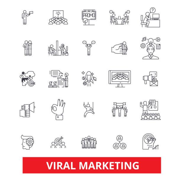 Premise Indicator Words: Royalty Free Customer Loyalty Program Clip Art, Vector