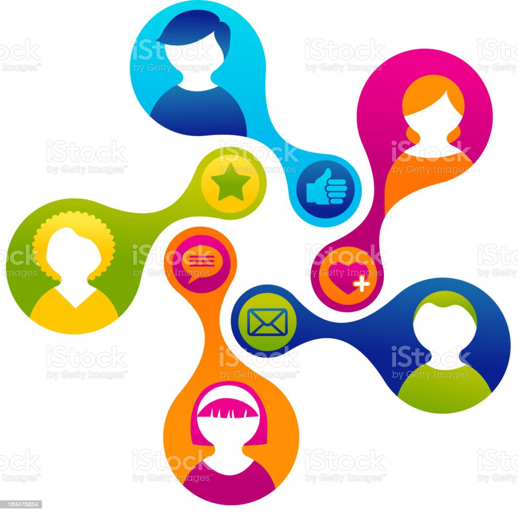 virtual meeting royalty-free virtual meeting stock vector art & more images of adult