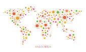 Virus Outbreak on the World