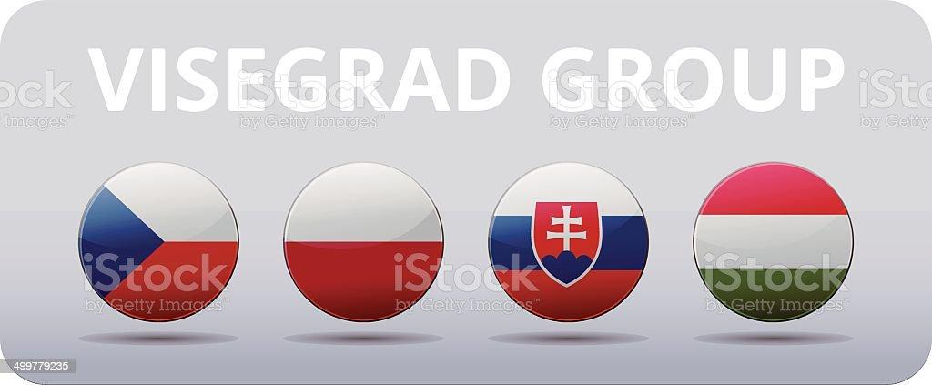 V 4 ヴィシェグラードグループ国...