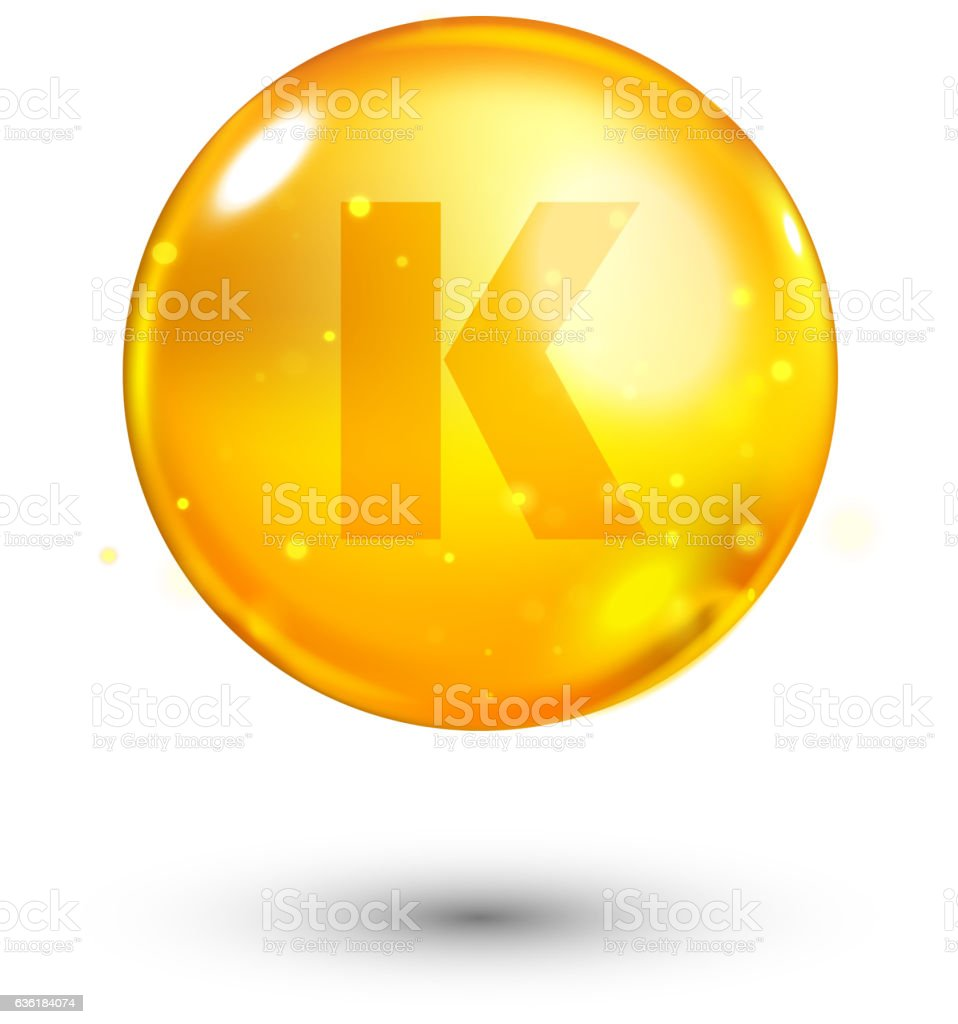 Image result for K vitamin icon