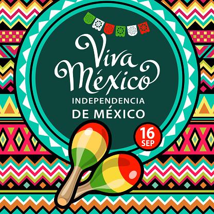 Viva Mexico Independence Celebration