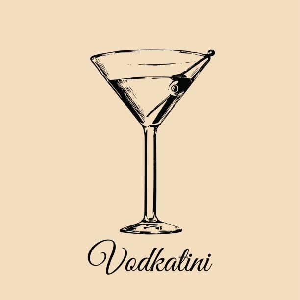 Martini Vector Art Graphics Freevector Com
