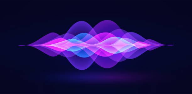 voice_recgn_4 - 音響点のイラスト素材/クリップアート素材/マンガ素材/アイコン素材
