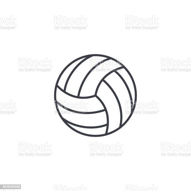 Volleyball Vector Art Graphics Freevector Com