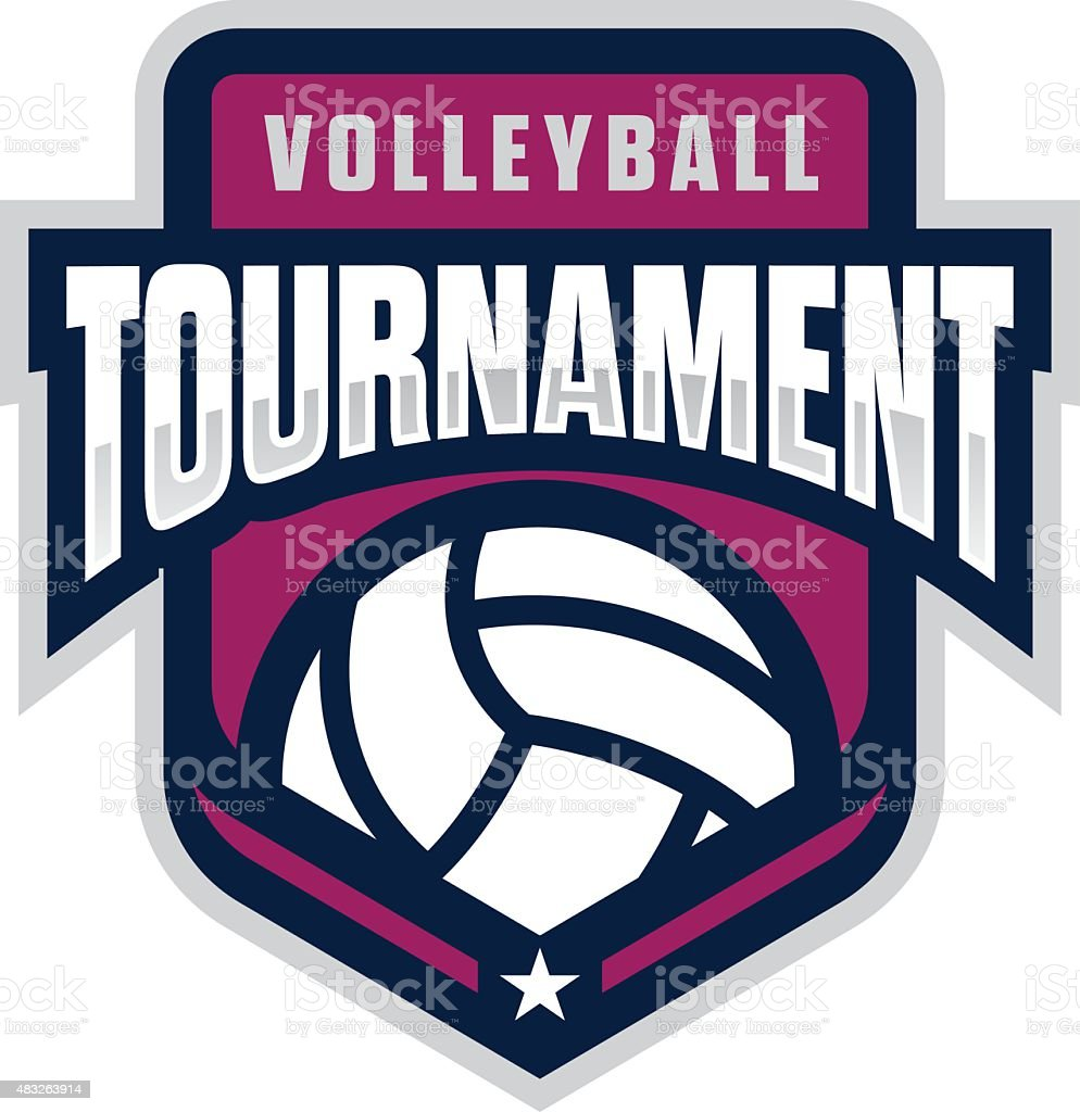 Volleyball Tournament royalty-free volleyball tournament stock vector art & more images of 2015