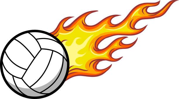 ilustrações, clipart, desenhos animados e ícones de voleibol - voleibol