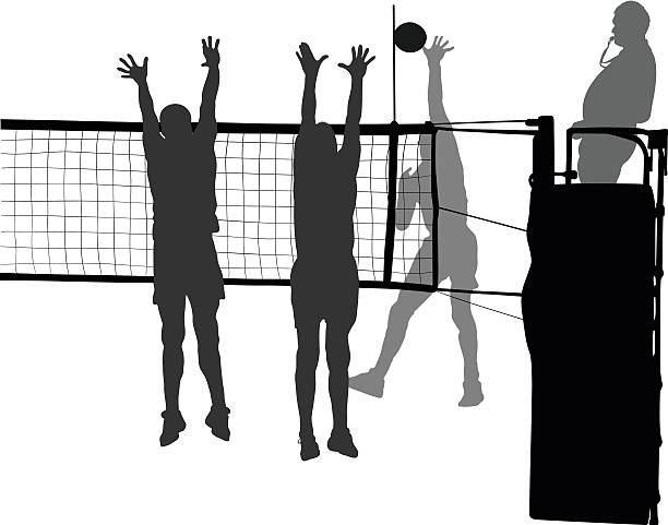 Stock Illustration Volleyball Tribal Abstract Vector: Volleyball Spike Clip Art, Vector Images & Illustrations
