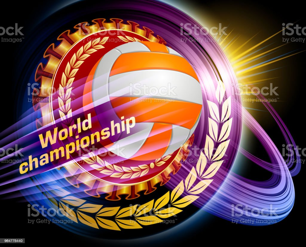 Volleyball royalty-free volleyball stock vector art & more images of achievement
