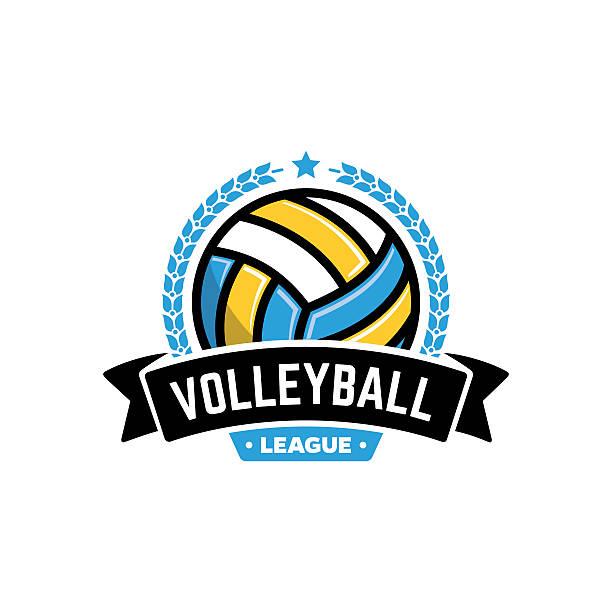 volleyballribbon - バレーボール点のイラスト素材/クリップアート素材/マンガ素材/アイコン素材