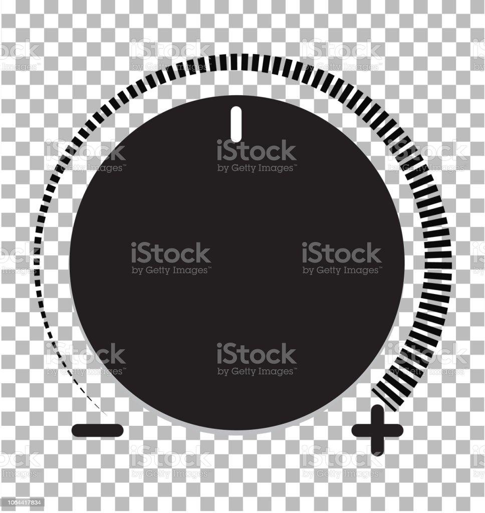 Volume Control Icon Volume Control On Transparent Background Volume