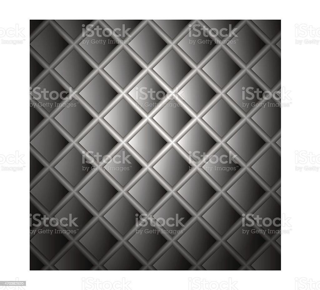 volume gray grid vector art illustration
