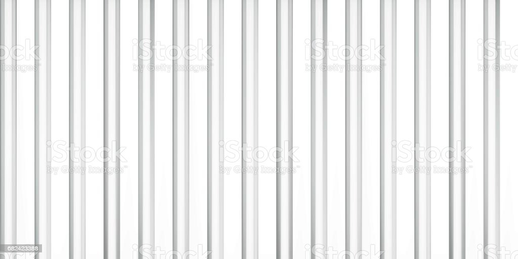 Volume realistic embossing texture, iron fence, white 3d geometric pattern, design vector background royalty-free volume realistic embossing texture iron fence white 3d geometric pattern design vector background stock vector art & more images of abstract