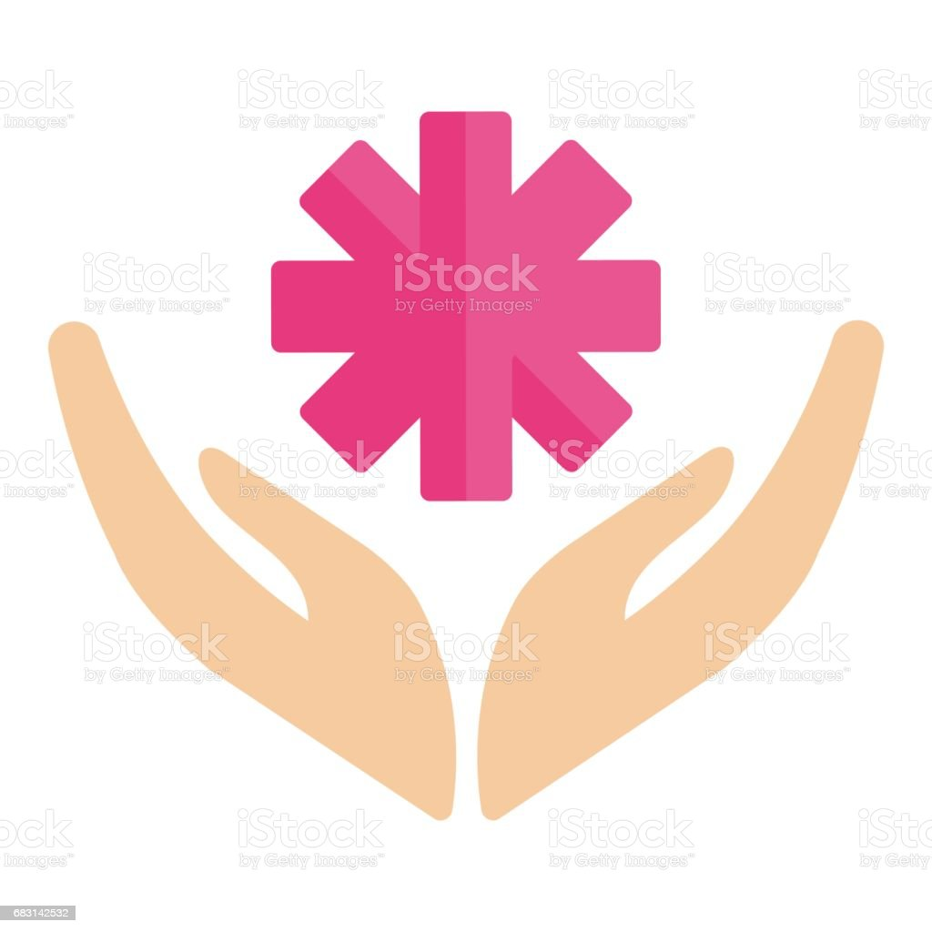volunteer icons charity donation vector humanitarian