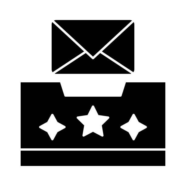 Wahlurne – Vektorgrafik