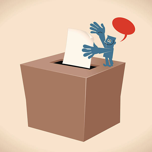 Best Suggestion Box Illustrations, Royalty-Free Vector ...