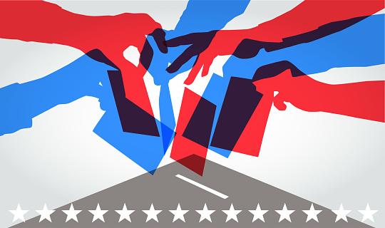 Voting in USA elections