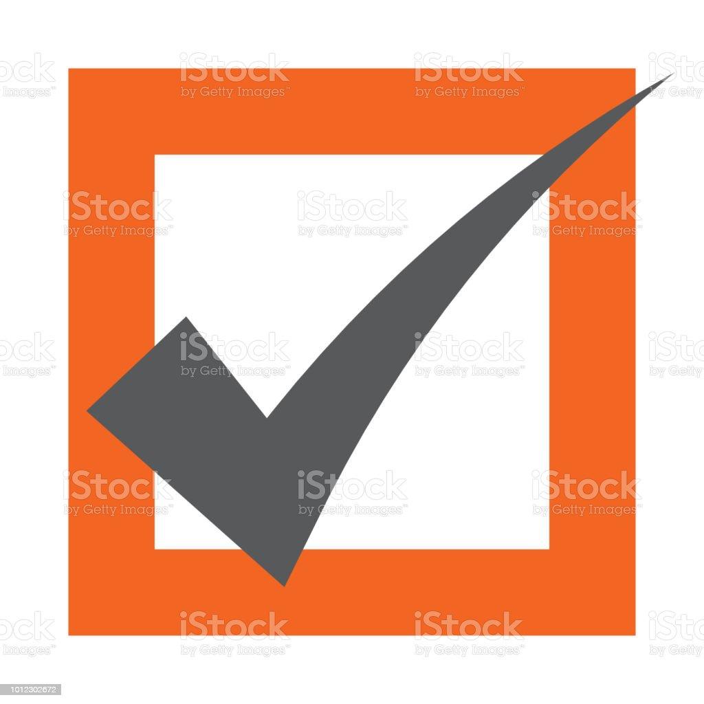 Voting Symbols vector design vector art illustration