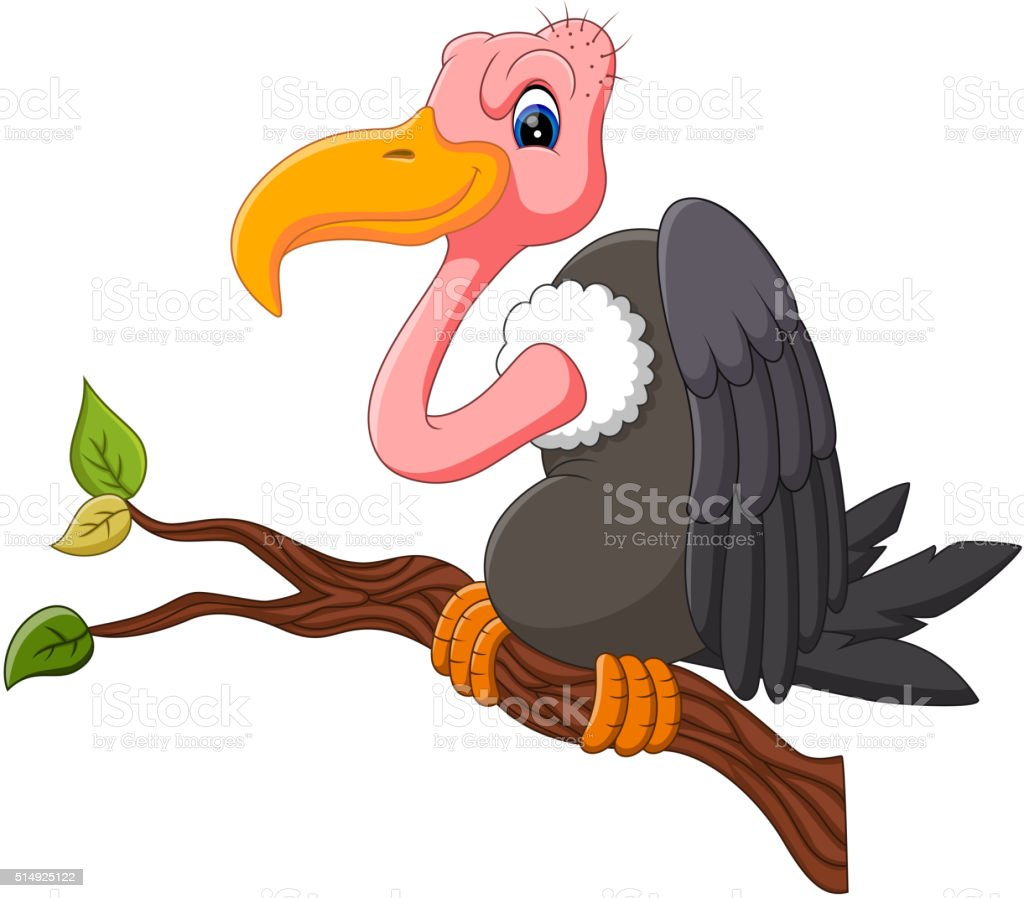 Royalty Free Vulture Clip Art Vector Images