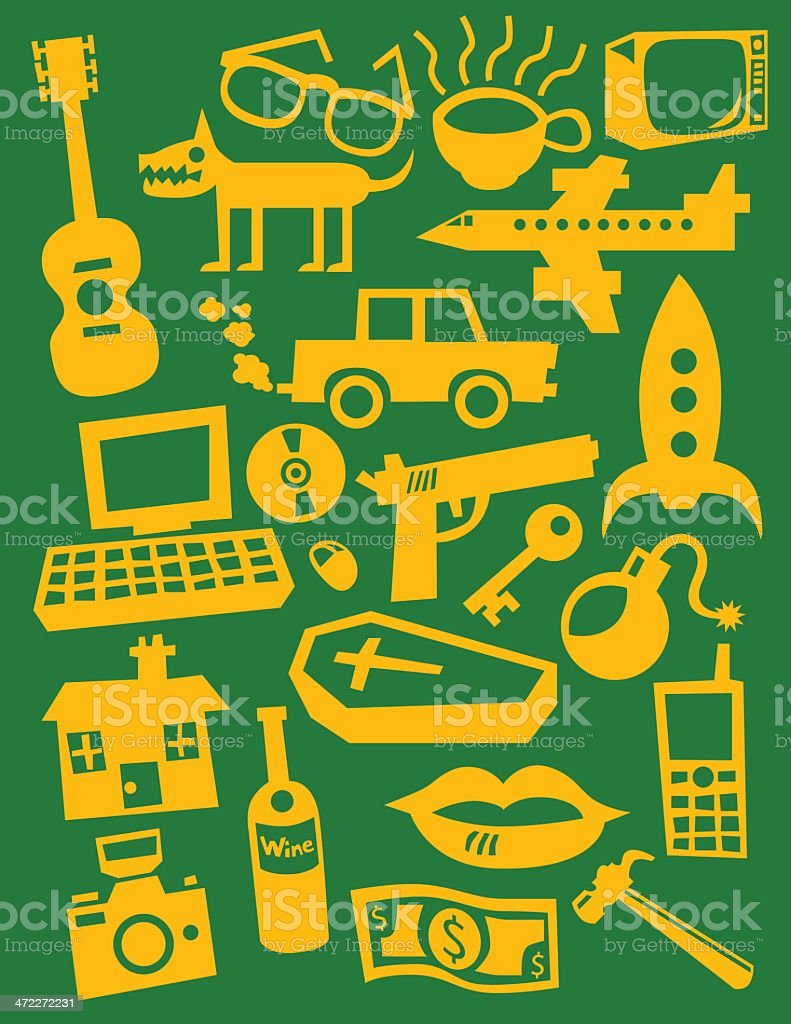 Wacky drawings royalty-free wacky drawings stock vector art & more images of airplane