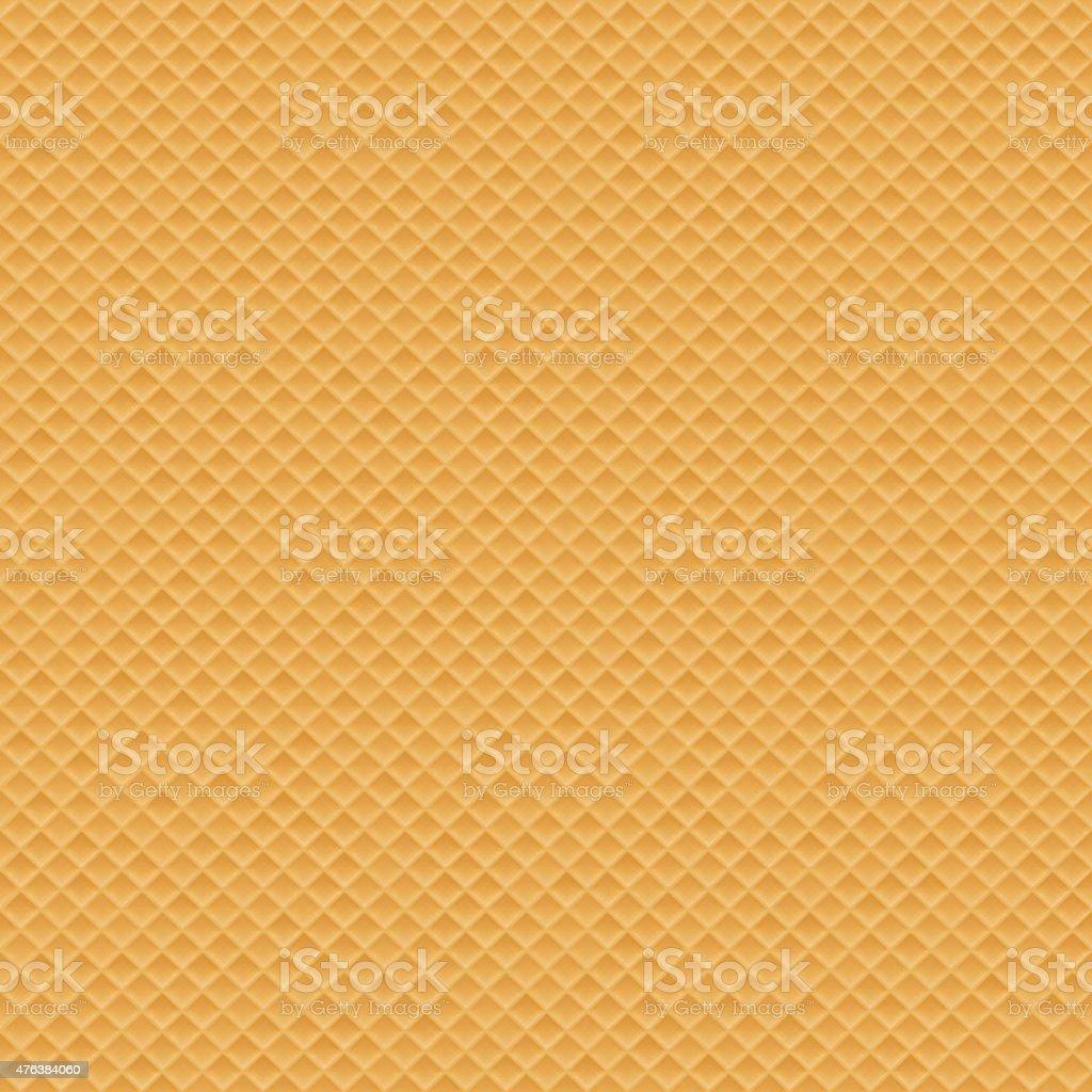 Wafer Seamless Texture vector art illustration