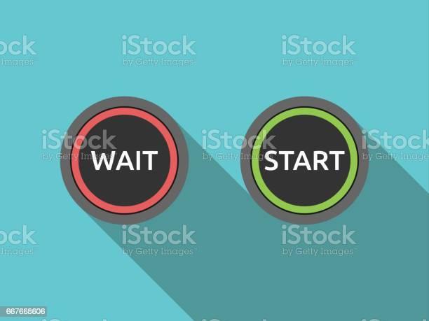 Wait and start buttons vector id667668606?b=1&k=6&m=667668606&s=612x612&h=g8xog57ere7cs6lmvcx1amc0fg2jbjcuvjbqeeyqyag=