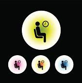 waiting symbol
