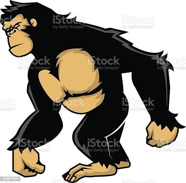Walking ape vector id528876397?b=1&k=6&m=528876397&s=612x612&h=of8lyw 5alieyb7kdyis3fsx5mz2o akh 8m0dqfkyq=