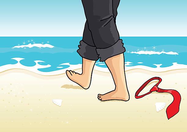 Best Barefoot Businessman Illustrations, Royalty-Free ...